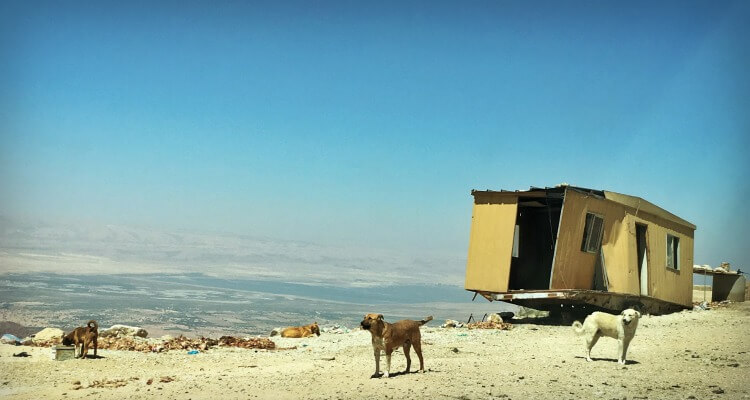 Jordan Road Trip sheer cliff faces