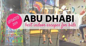 Abu Dhabi Indoor Escapes 2019
