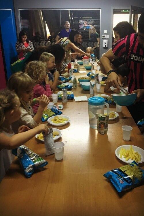 Bounce Abu Dhabi Kids Birthday parties