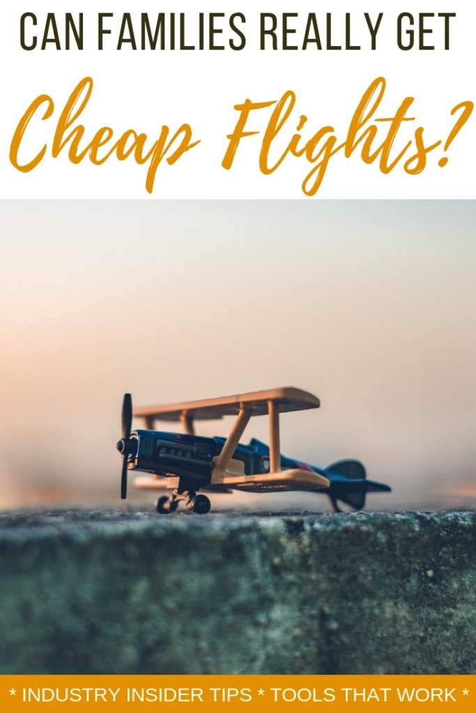 Is it possible for families to score cheap international flights? What tips and tricks should you use when searching and how do you spot the best deals when they come up? Our ultimate guide to family flight savings