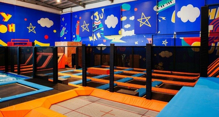 Jump Up soon to open at Action Zone in Boutik Mall | Abu Dhabi's best indoor spaces for summer