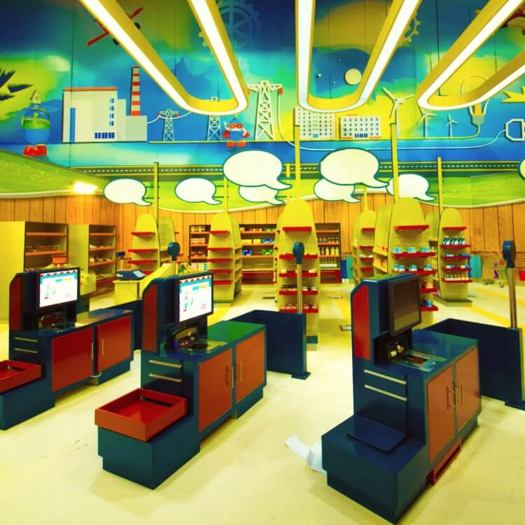 My Works at Fun Works | Abu Dhabi's best indoor family activities