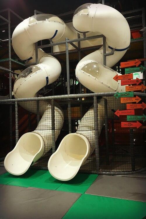 Orange Wheels Kids Edutainment Centre Al Wadha Mall | Guide to Abu Dhabi Indoor Activities