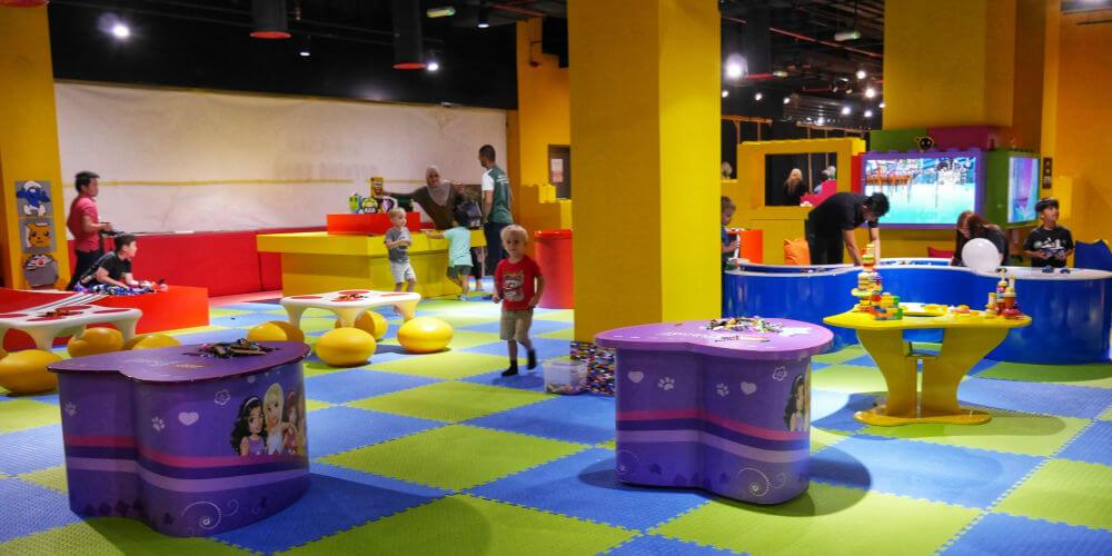 Pop in and Play World Trade Centre Abu Dhabi