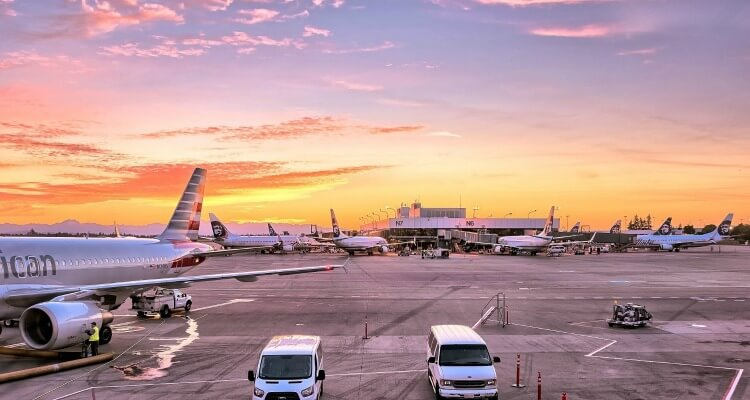 How to save on flights flying with kids