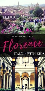 Explore My City - How to see Florence with kids in 24 hours