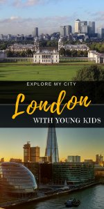 How to Explore London with Young Kids | Guest Blogger Cathy ralks us through the best way to tackle London UK with your little ones Our Globetrotters Explore My City