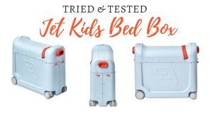 Jet Kids Bed Box