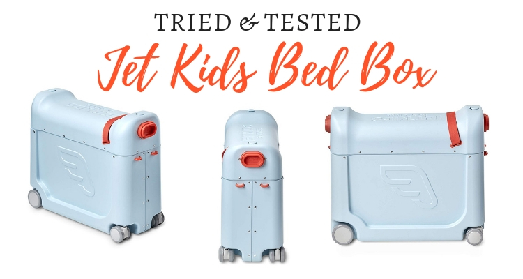 Will the Bed Box help your kids sleep on long-haul flights?