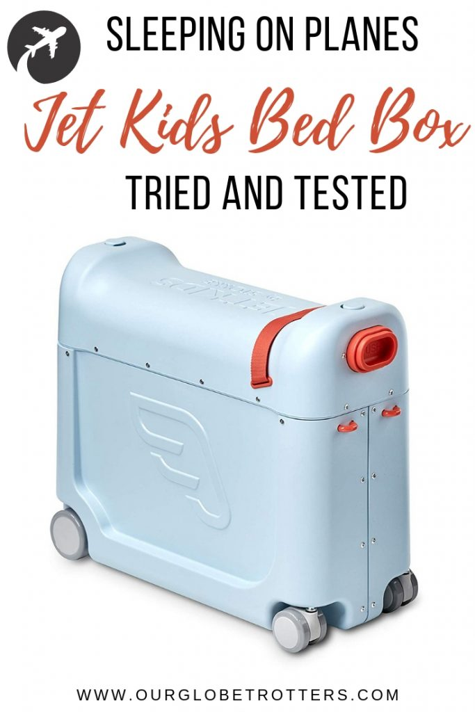 The Jet Kids Bed Box Product Tried and Tested Review
