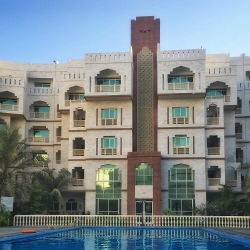 Places to stay in Muscat | Muscat Oasis Residence is a good serviced apartment option for families