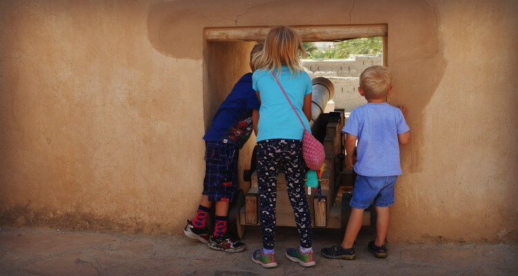 What to wear in Oman | Planning an Oman road trip with Kids