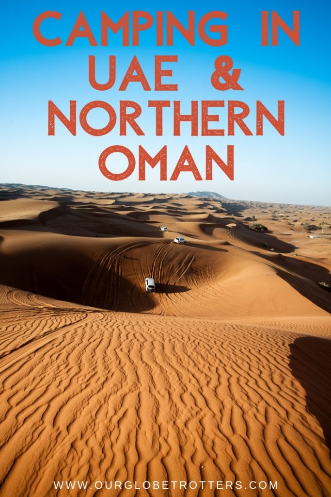 Capin in the UAE and Northen oman