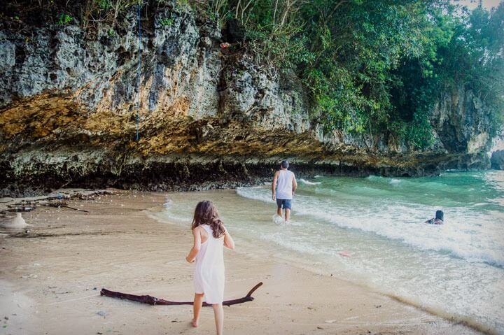 Hidden Gems of Bali away from the Crowds | Uluwatu with Thrifty Family Travels