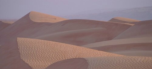 Omani Desert Sands | How to tour Oman by road | A first-timers guide to visiting top tourist destinations in Oman