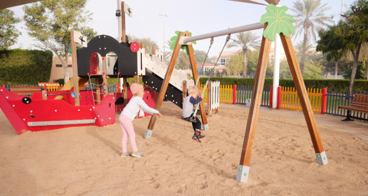 Al Bateen Play Park