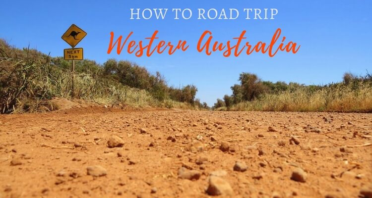 Road Tripping Western Australia with Kids