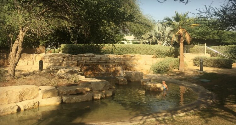 Umm al Emarat Park is one of Abu Dhabi's best public spaces for kids | Our Globetrotters