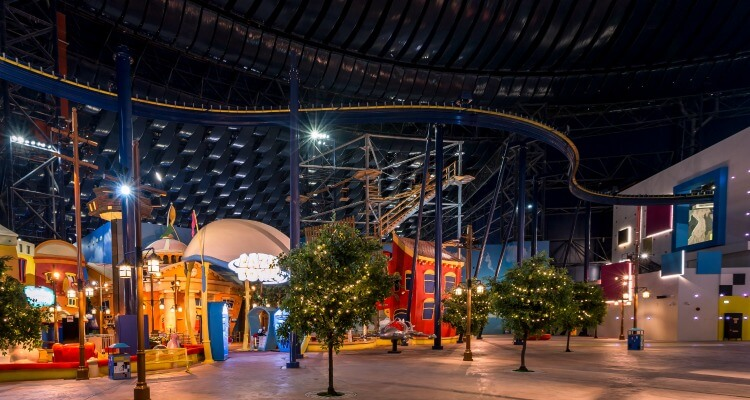 IMG Worlds of Adventure - Cartoon Network   Duabi's best theme parks for families