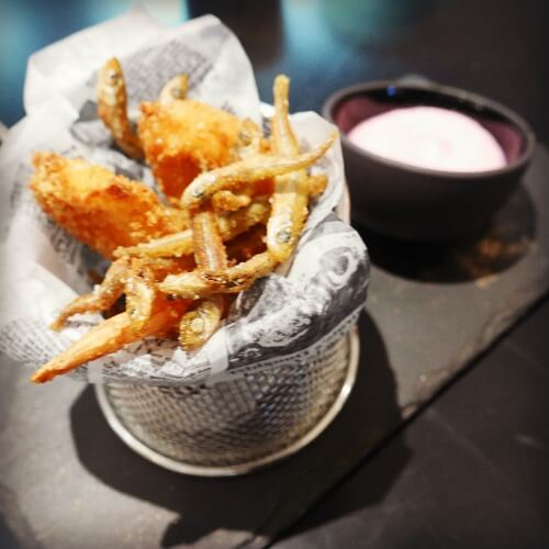 Seafood Basket | Brunch at Crust Four Seasons Abu Dhabi | A family-friendly Friday dining option | Review by Our Globetrotters