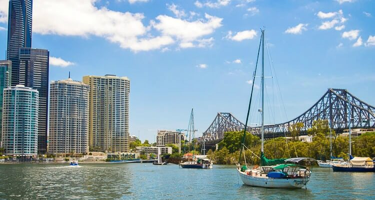 Brisbane - Thrifty Family Travels guide to Queensland