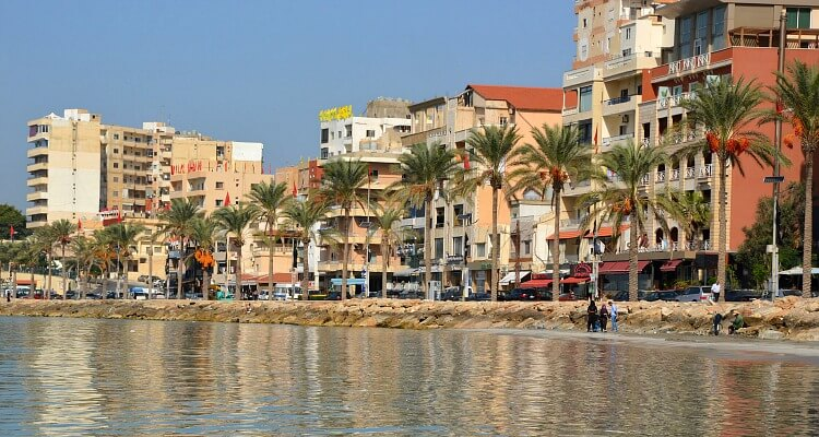 Beirut Beach Promenade | Best June Eid Escapes