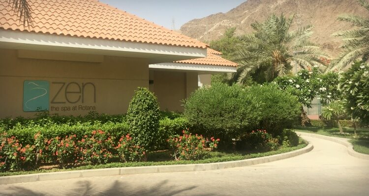 Fujairah Rotana Resort & Spa | UAE luxury hotel review by Our Globetrotters - Family Travel & Expat Blog