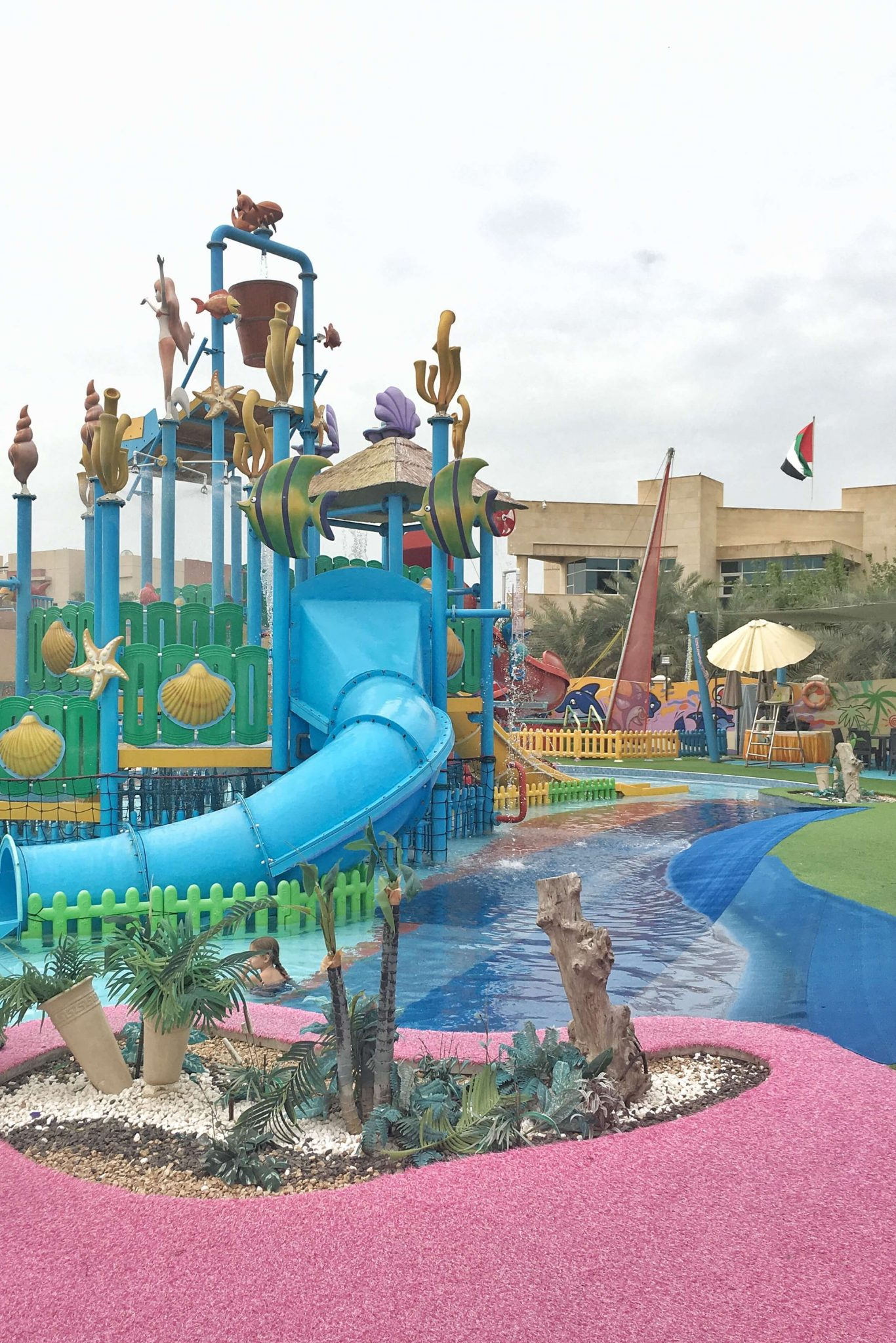 Splash n Party Dubai our favourite water parks in the UAE review by Our Globetrotters