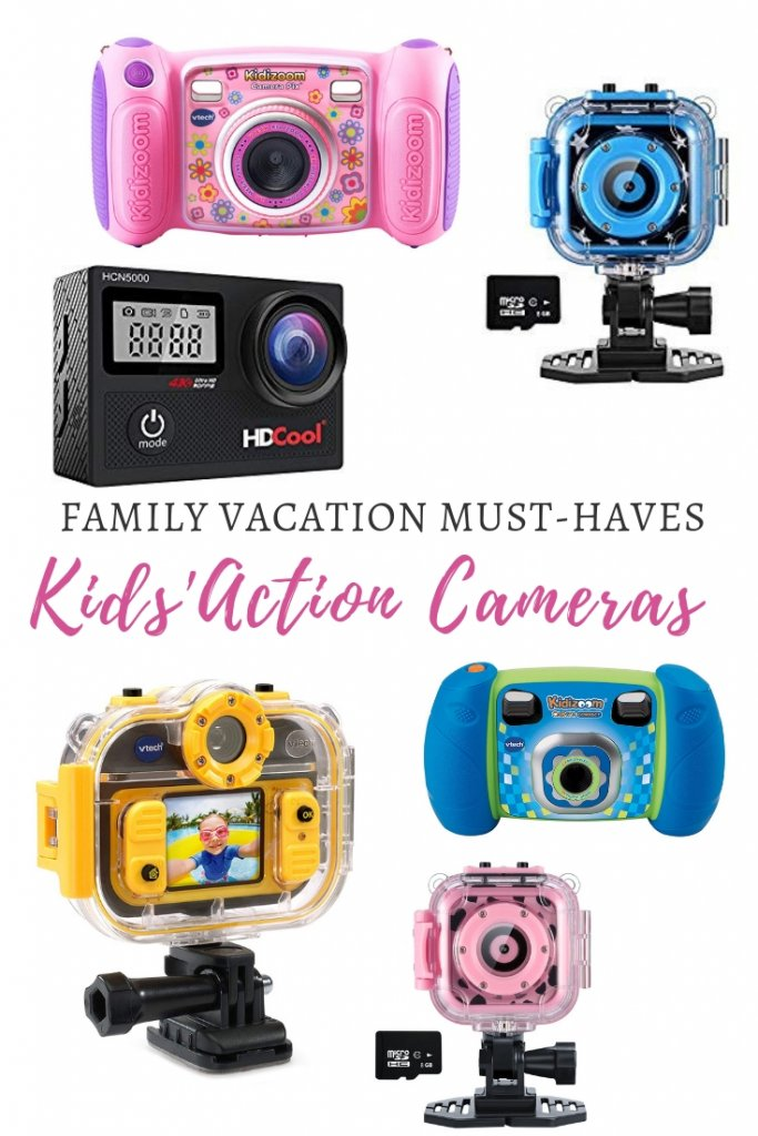 Best kids action cameras that cost under $100
