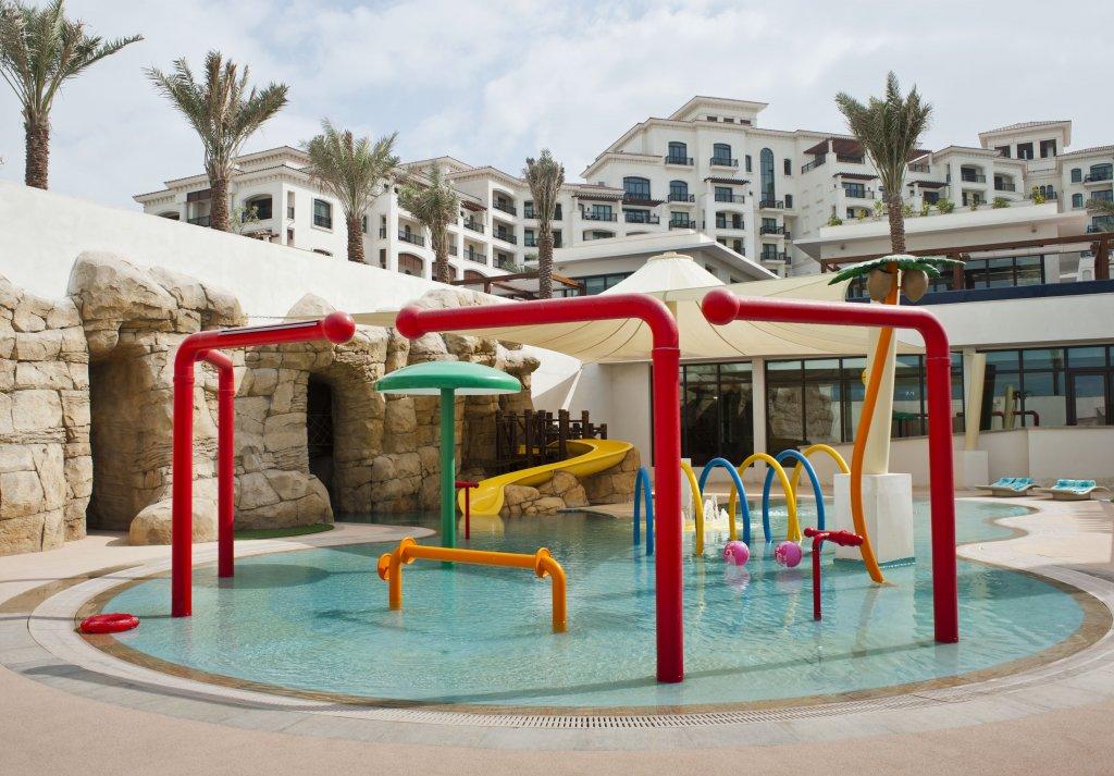 St Regis Saadiyat Island Sand castle Kids Club