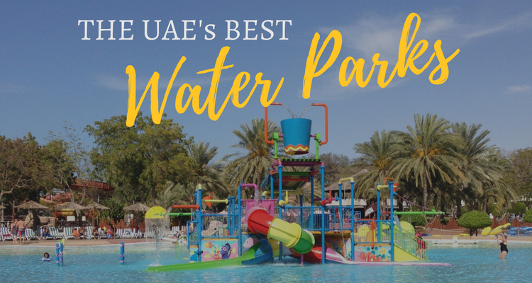 Best Water Parks and Splash Parks in the UAE for Families