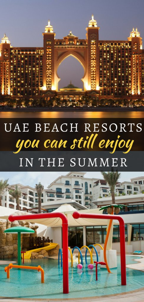 Can you still enjoy UAE beach resorts in the hot desert summer? We find 4 locations in the Emirates that are great year-round and cater to families needs whatever the weather | OurGlobetrotters.Com