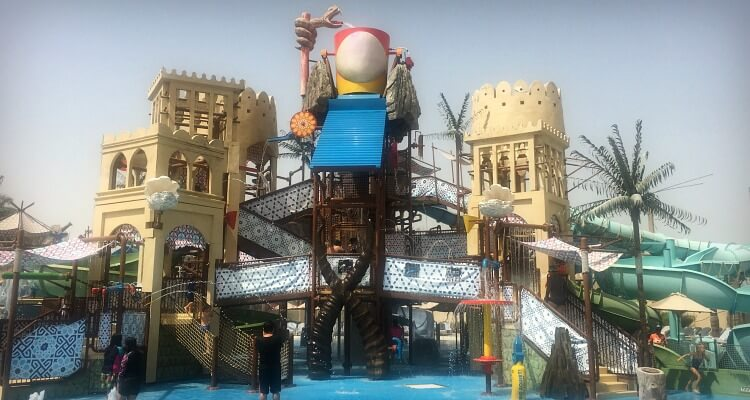 Yas Waterworld | UAE Best water parks review by Our Globetrotters
