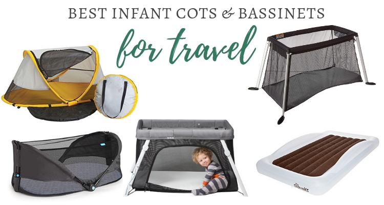 Best Infant Travel Bassinets & Portable Cots for 2020