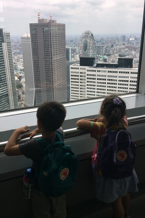 Explore My City Tokyo with Kids - Guest post on Our Globetrotters family Travel Blog