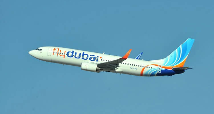 Fly Dubai Flying Review with Our Globetrotters | Image courtesy flydubai newsroom