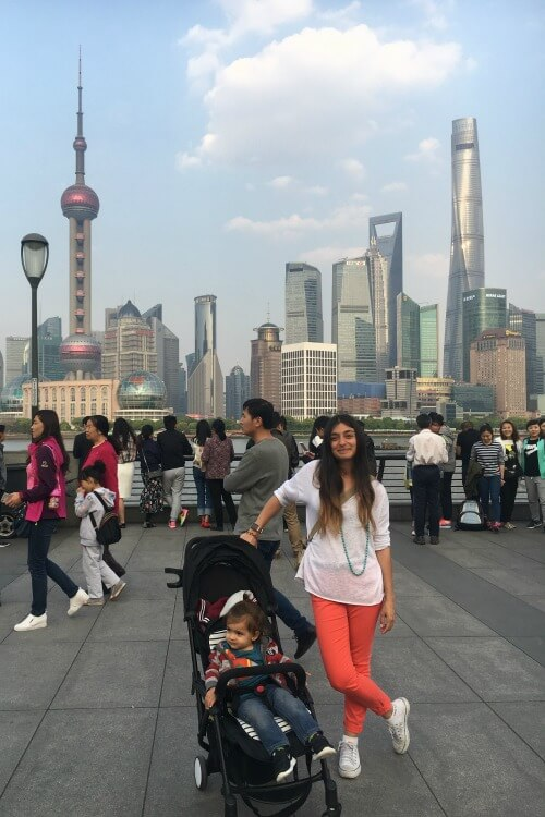 Shanghai with Kids - Insider Mom Dani hsraes the best places to visit in 24 hours with Our Globetrotters Explore My City