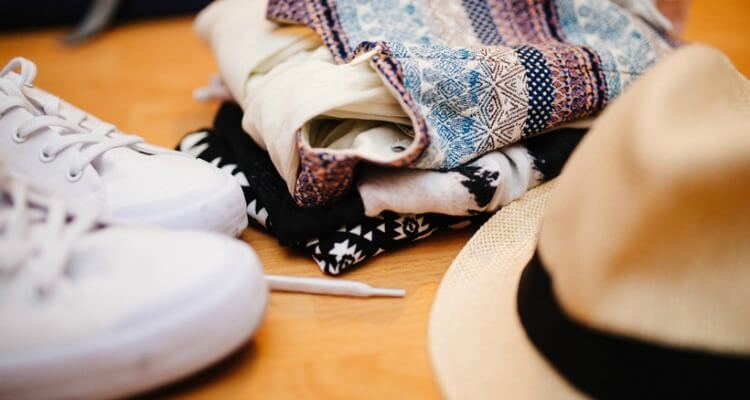 Packing for a family vacation - steps you need to prepare before you pack