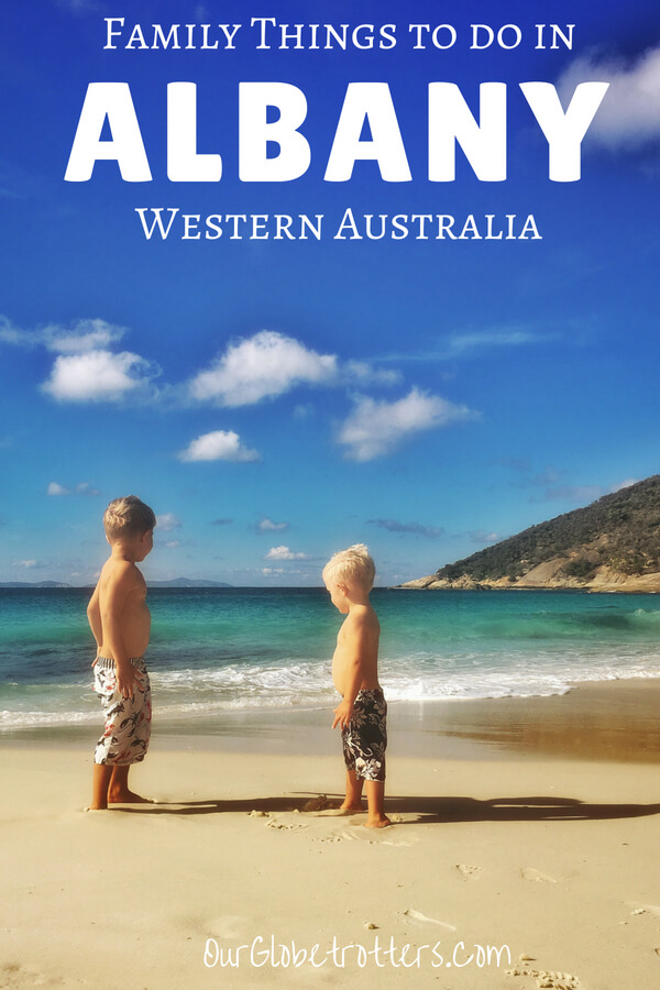 Find our why Albany, WA is one of the most loved beachside towns in Western Australia | Guide to what to do, where to stay and eat when travelling with kids