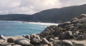 Crashing Waves in Torndirrup National Park | Things to do in Albany Western Australia with Kids