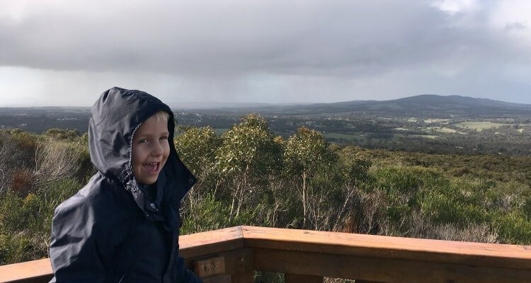 Mount Barker Rotarty Lookout | Things to do in Albany Western Australia with Kids