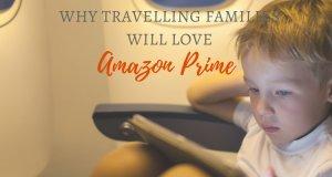 Amazon Prime Child using tablet