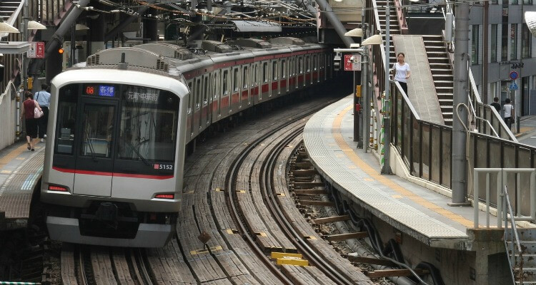Take the Train - Tokyo with Kids   Our Globetrotters Family Travel and Expat Blog Explore My City