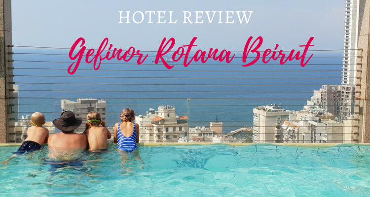 Family hotel in central Beirut – the Gefinor Rotana
