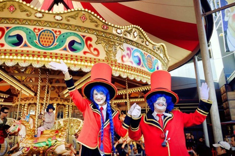 Luna Park a must for kids in Sydney