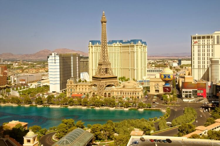 Visiting the Las Vegas Strip - Top Tips given by a local