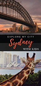 Sydney with Kids - an in depth insiders guide from a Sydney mum on all the ebst things to see and do in Sydney Australia with Kids