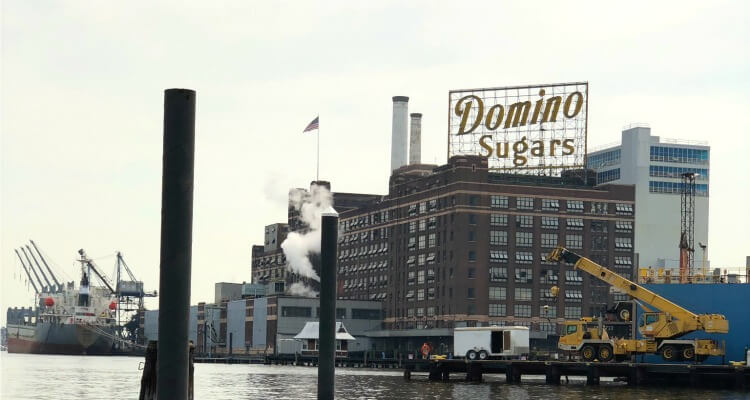 Domino Sugar Factory Baltimore | How to see Baltimore in 24 hours with Kids | Our Globetrotters Explore My City