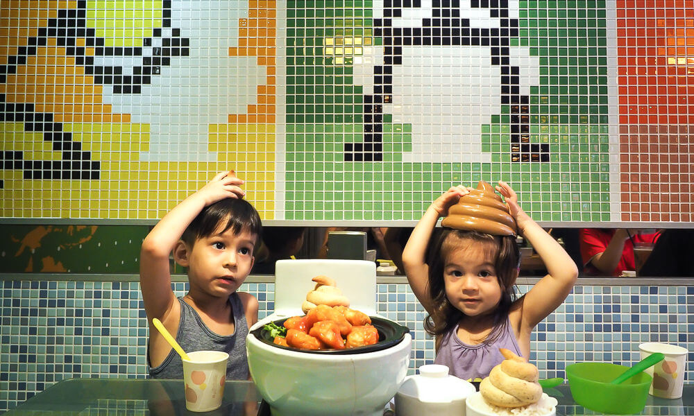 Modern Toilet Restaurant Explore My City 24 hours in Taipei with Kids