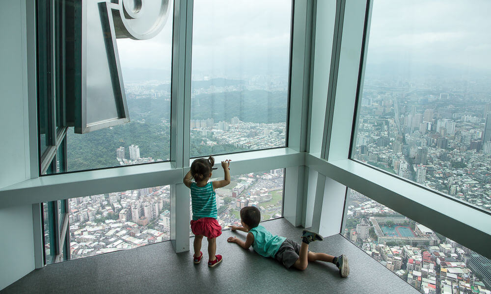 Taipei 101 Explore My City 24 hours in Taipei with Kids